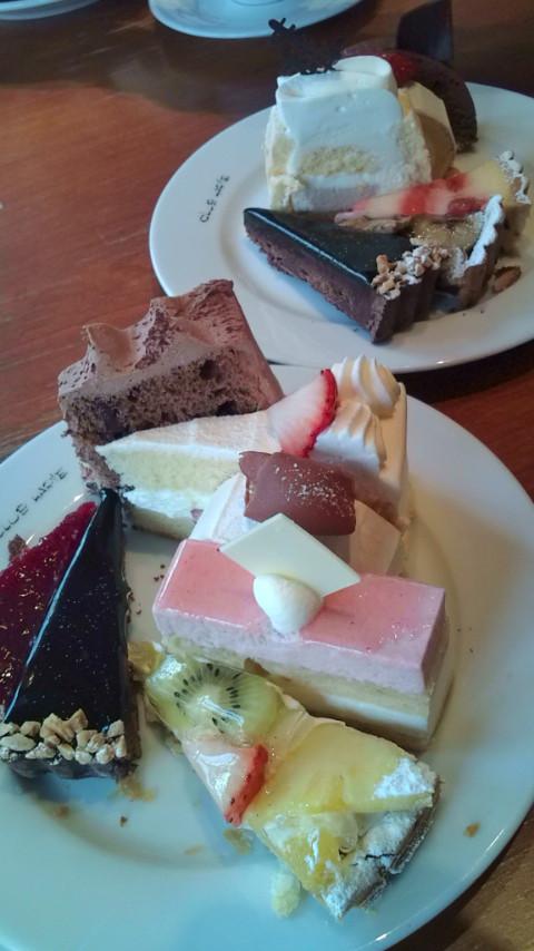 ケーキ 景気 げー気 うげー